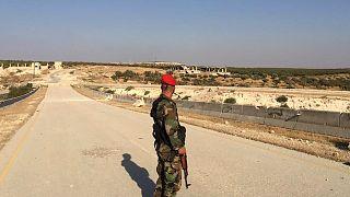 Şam ve Halep arasındaki M5 karayolu