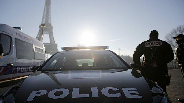 الشرطة الفرنسية في باريس