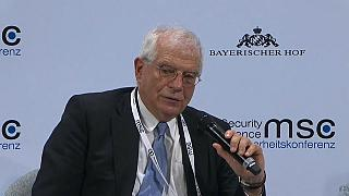 Josep Borrell at 2020 Munich Security Conference