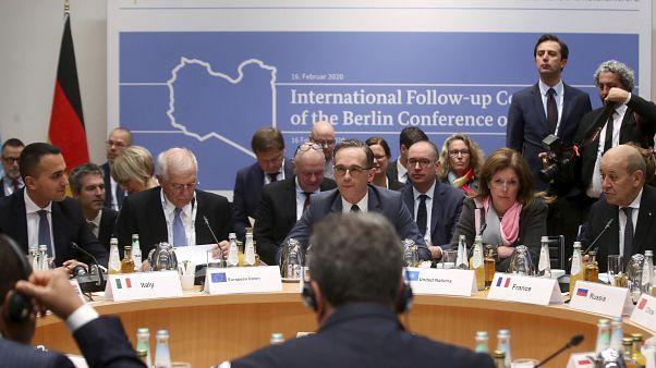 Los involucrados en el conflicto libio se comprometen en Múnich a cumplir con el embargo de armas
