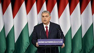 Orbán: mi vagyunk Európa jövője