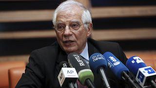 AB Dış İlişkiler Yüksek Temsilcisi Borrel: Avrupa güç için daha iştahlı olmalı