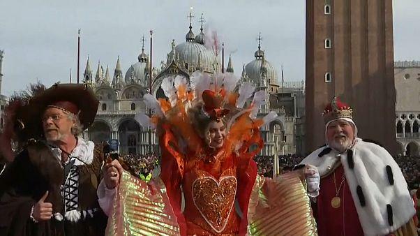 Η «Πτήση του Αγγέλου» στη Βενετία