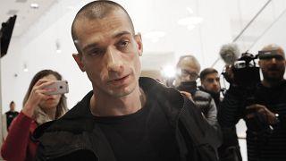 """Companheira de Pavlenski detida por """"invasão de privacidade"""""""