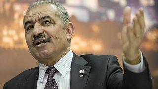 رئيس الوزراء الفلسطيني، محمد اشتية