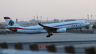 شرکت هواپیمایی میدل ایست لبنان تصمیم فروش بلیط با دلار را لغو کرد