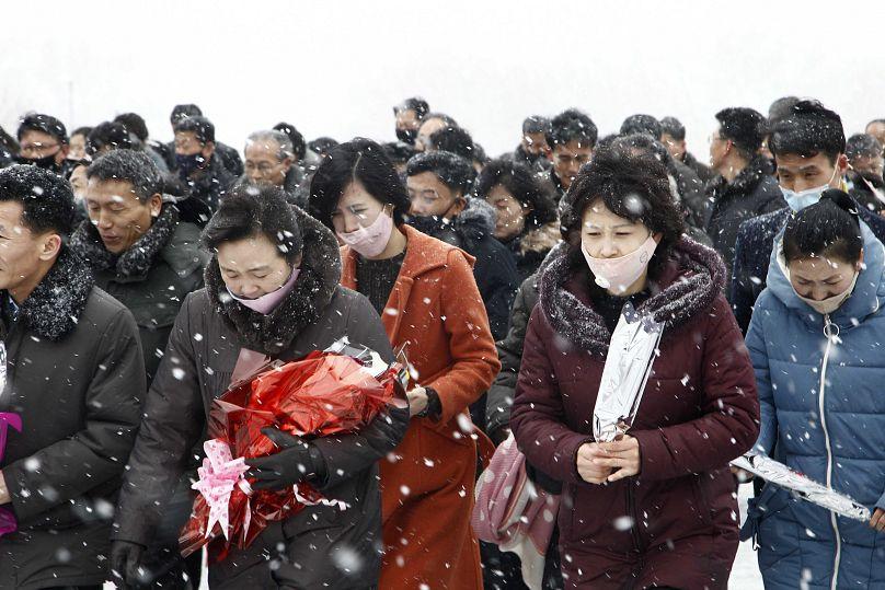 AP Photo/Cha Song Ho