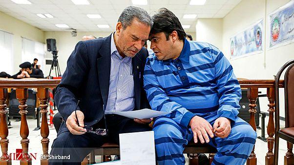 روحالله زم در دومین جلسه دادگاه: اتهام افساد فیالارض را قبول ندارم