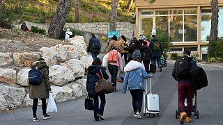 Coronavirus : les personnes placées en quarantaine à Carry-le-Rouet quitte le centre de vacances