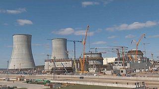 Movimiento en Lituania contra la central nuclear bielorrusa de Astravets