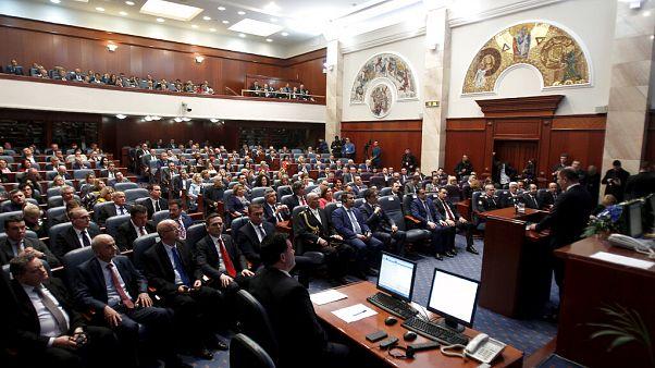Διαλύθηκε η Βουλή της Βόρειας Μακεδονίας - Εκλογές 12 Απριλίου