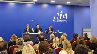 Μιχάλης Χρυσοχοΐδης: Προσλήψεις για την ασφάλεια των πολιτών