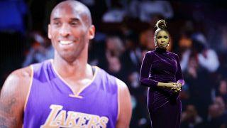 Jennifer Hudson rend hommage à Kobe Bryant avant le match