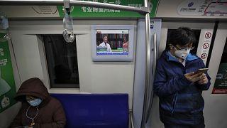 Çin'de koronavirüs vakalarının olduğu yerleri gösteren uygulama geliştirildi