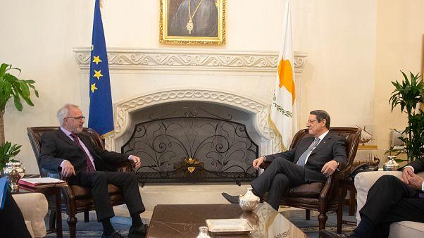 Στην Κύπρο ο Πρόεδρος της Ευρωπαϊκής Τράπεζας Επενδύσεων
