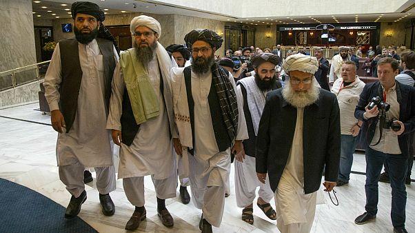 نمایندگان گروه طالبان