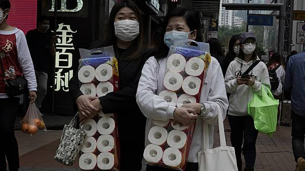 سيدتان في هونغ كونغ