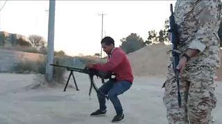Uniós vita Líbiáról