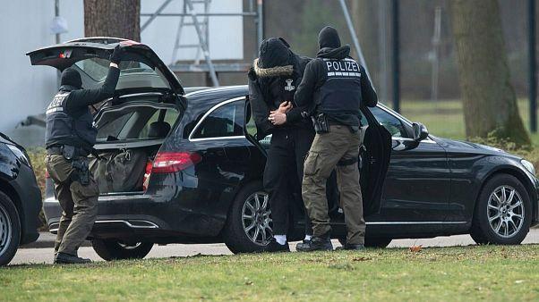 «هسته تروریستی راست افراطی در آلمان قصد حمله به مسجد داشت»
