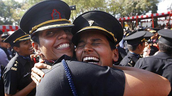 دیوان عالی هند به حقوق برابر زنان با مردان در ارتش رای داد