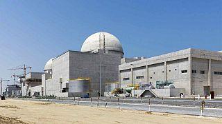 نیروگاه هستهای براکه در امارات عربی متحده