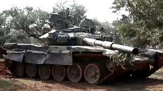 Orosz-török feszültség Szíria miatt