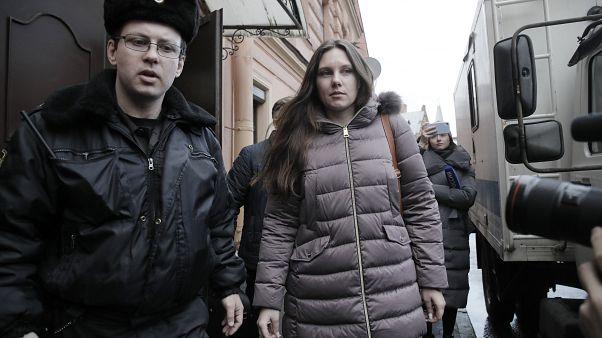Mahkeme karantinadan kaçan Rus kadının hastaneye geri gönderilmesine karar verdi