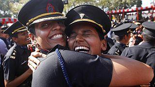 Nők is lehetnek főtisztek az indiai hadseregben