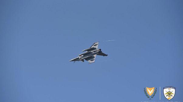 ΤΑΛΩΣ 1: Βίντεο και φωτογραφίες από την στρατιωτική άσκηση Κύπρου - Γαλλίας