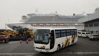 USA evakuieren 300 Bürger aus Japan - auch mit Covid-19 Infizierte