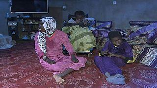 ضحايا التجارب النووية في منطقة رقان في الجزائر