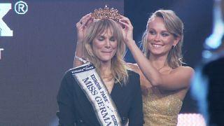 ملكة جمال ألمانيا 2020  ليوني شارلوت فون هاز- فرايبورغ ألمانيا 15-02-2020