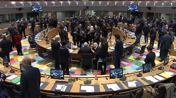 الاتحاد الأوروبي يطلق عملية جديدة لمراقبة حظر الأسلحة المفروض على ليبيا