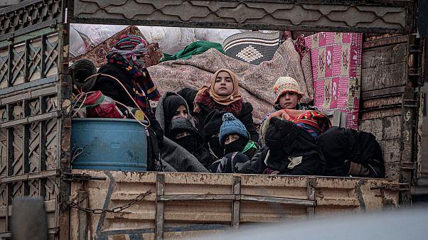 BM 21'inci yüzyılın en büyük insani felaketinin yaşandığı İdlib için ateşkes çağrısı yaptı