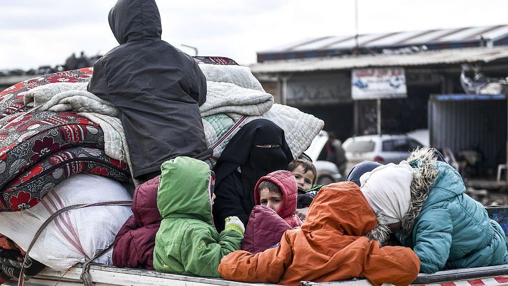 France and Germany urge Syria summit amid fears...
