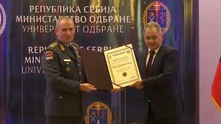 Tovább erősítette a katonai együttműködést Belgrád és Moszkva
