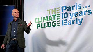 Jeff Bezos iklim değişikliği ile mücadeleye 10 milyar dolar bağışladı