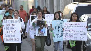 Indignación en México tras el asesinato de una niña