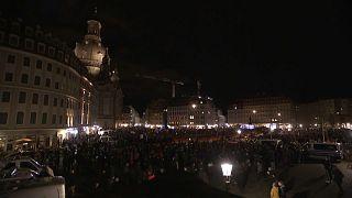 """Demos in Dresden: """"200 Mal Pegida ist 200 Mal zu viel"""""""