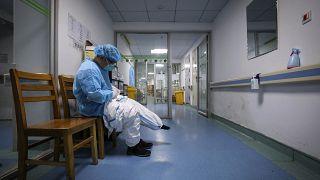 Çin'de koronavirüs salgını / Arşiv