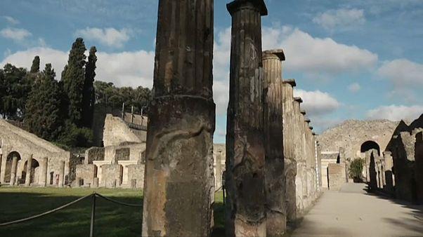 Di nuovo a Casa degli amanti: riapre la domus di Pompei chiusa da 40 anni
