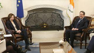 Η συνεργασία Κύπρου-Γαλλίας ενισχύει την κρατική οντότητα της Κυπριακής Δημοκρατίας