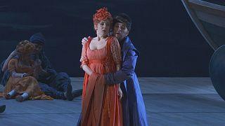 اپرای «یک ترک در ایتالیا» اثر روسینی در میلان به روی صحنه رفت