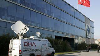 Demirören Medya Grubu binası