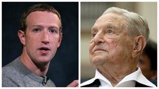 Soros nyílt levélben támadja Zuckerberget