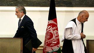 پیروزی اشرف غنی در انتخابات ریاست جمهوری افغانستان؛ عبدالله دولت جداگانه تشکیل میدهد