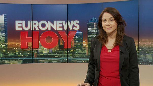 Euronews Hoy | Las noticias del martes 18 de febrero de 2020