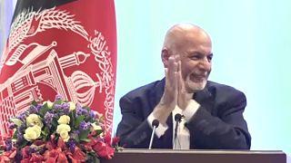 Asraf Gáni újabb öt évre Afganisztán elnöke