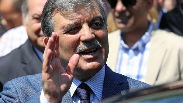 الرئيس التركي السابق عبد الله غول