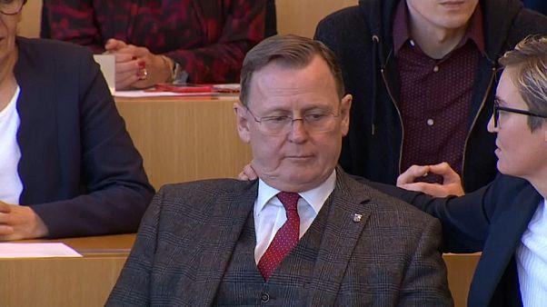 Ex-Ministerpräsident Bod Ramelow (Die LInke)